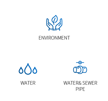 ENVIRONMENT, WATER, WATER&SEWER PIPE